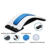 ChiFit Multi-Level Back Stretching Device - Immediate Relief for Back...