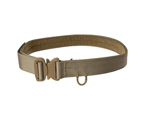 G-CODE ASB Belt 1.75' TAN with inner Loop Lining and Cobra Buckle (xl)