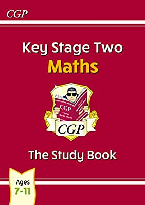 KS2 Maths Study Book (CGP KS2 Maths SATs) from Coordination Group Publications Ltd (CGP)