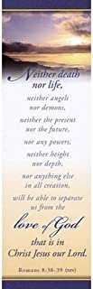 Nothing Can Separate Us From The Love Of God (Romans 8:38-39) Bookmarks (Package of 25)