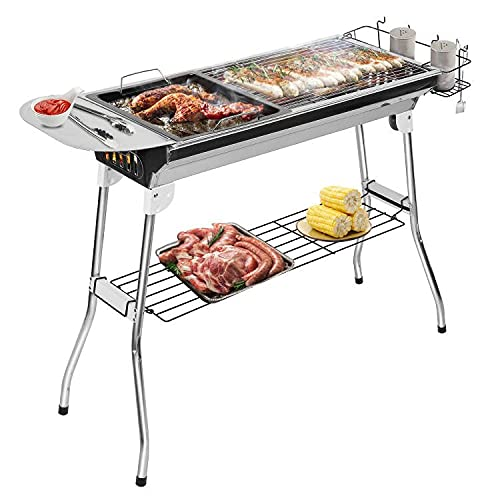 Outdoor Cooking Charcoal Grill