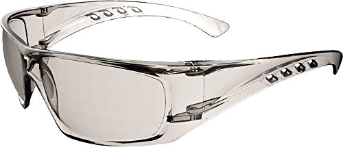 UCI Samova - Gafas de seguridad con lentes transparentes