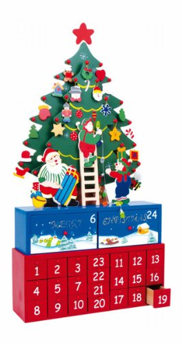 small foot company Legler - Calendario dell'Avvento Abete
