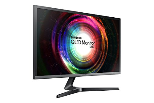 Samsung UH750 28' QLED 4K UHD 1ms LED-Lit...