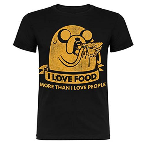 Foreverdai - Camiseta Jake el Perro - Hora de Aventuras (m)