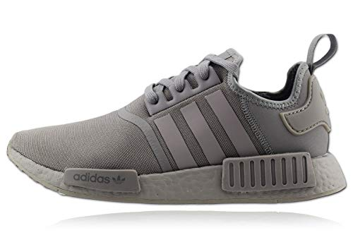adidas Originals NMD_R1, Grey Three-Grey Three-Grey Three, 4
