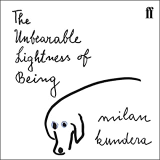 The Unbearable Lightness of Being                   Written by:                                                                                                                                 Milan Kundera                               Narrated by:                                                                                                                                 Richmond Hoxie                      Length: 9 hrs and 36 mins     5 ratings     Overall 4.8