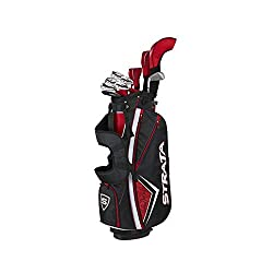 top rated Callaway Men's Strata Plus Golf Complete Set (14 pieces, right hand, steel) 2021