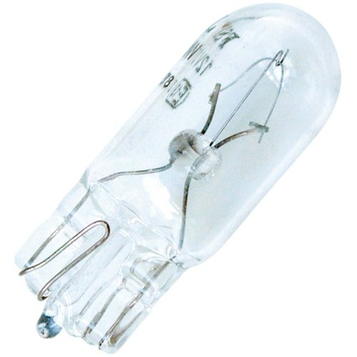 Lámpara Bombilla Posición sin Casquillo T10 24v 5w (20 Unidades)