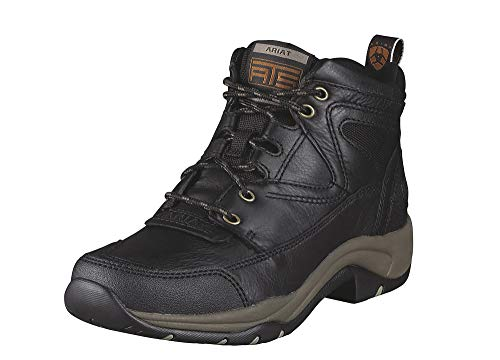 Ariat Women's Terrain Hiking Boots, Black - 9 B / Medium(Width)