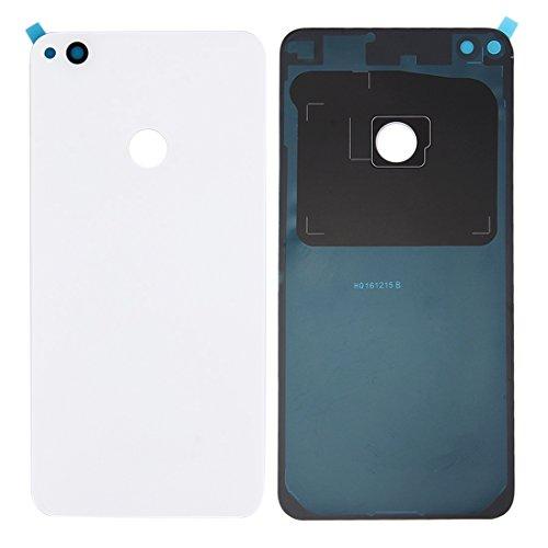 jingtingmy Fijar Las Piezas del teléfono renovar IPartsBuy for Huawei P8 Lite 2017 batería Cubierta Posterior Accesorio (Color : White)