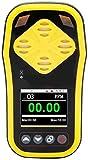Herramienta de detección Medidor de ozono portátil con detección rápida Múltiples alarmas Detector de ozono Detector de retención Recargables Detectores de concentración de ozono dispositivo experimen