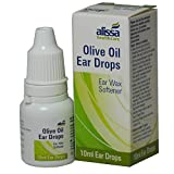 3 Packs of Olive Oil Ear Wax Drops Softens Removes Wax 10ml