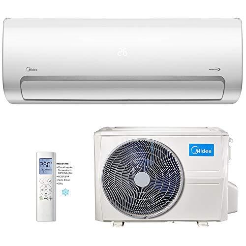 Midea Mission Pro 35 SPLIT Klimaanlage 3,5 KW SET (MSMBBU-12HRFN8 Indoor + MOB01-12HFN8 Outdoor)