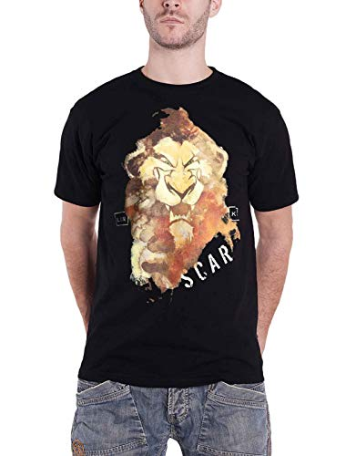 Camiseta Scar El Rey Leon Disney (8718526285505)