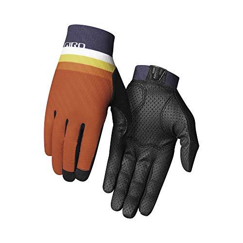 Giro Unisex– Erwachsene Rivet Cs Freizeit Sport Tour Handschuhe, Midnight Blue Horizon, M (8)
