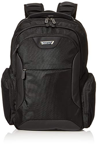 Targus CUCT02BEU Corporate Traveller Laptop-Rucksack 15,6' - Schwarz