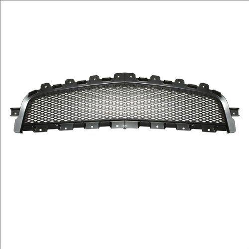 CarPartsDepot Grill Grille Assembly Front Black Gm1200600 25784042