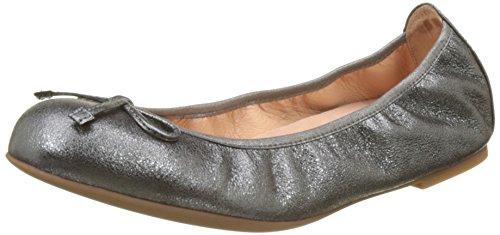 Unisa Damen ACOR_18_SE Geschlossene Ballerinas, Silber (Steel), 37 EU