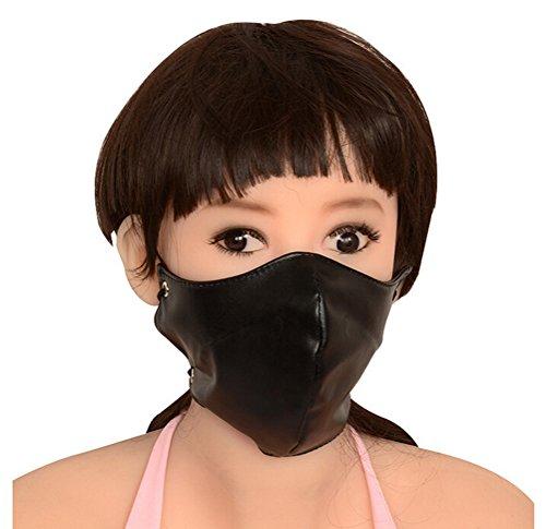 Mask Hood Women Cosplay Bdsm Fetish Bondage Mask Sex Tools