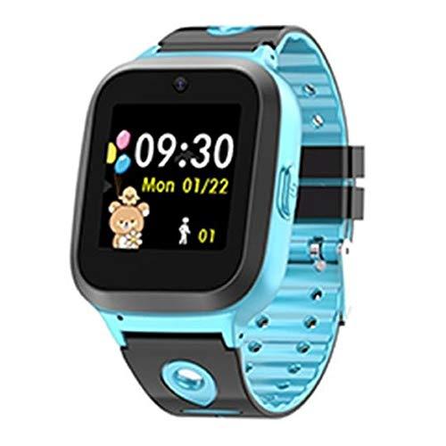 InnJoo Reloj Inteligente Niño SMARTWATCH Kids V2 LOCALIZADOR GPS P3.6 Blue
