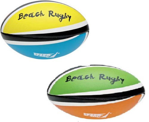 Sport One Pallone Beach Rugby Size 5 Giallo