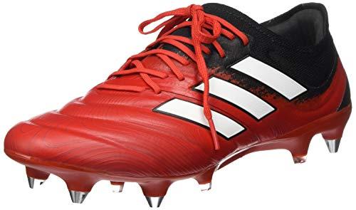 adidas Herren Copa 20.1 Sg Fußballschuh, Actred/Ftwwht/Cblack, 43 1/3EU