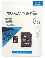 Team Group 8 GB C10 karta pamięci flash micro SD