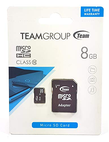 Team Group Micro SD-geheugenkaart met SD-adapter