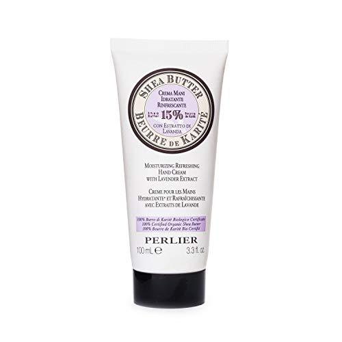 Perlier Shea Butter & Lavender Hand Cream, 3.3 fl. oz.