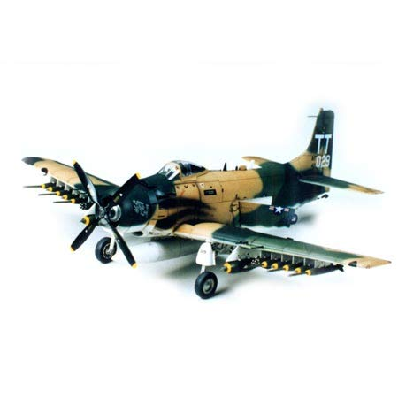 Tamiya Models Douglas A-1J Skyraider Model Kit