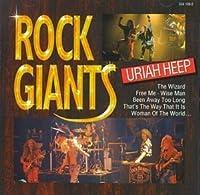Rock Giants by Uriah Heep