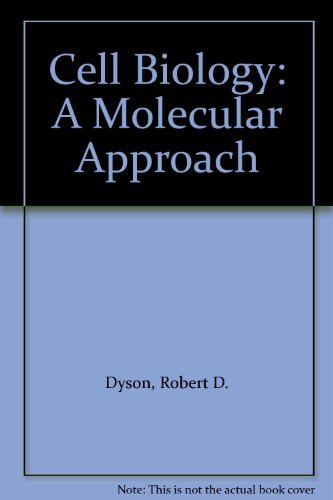 Cell biology: A molecular approach