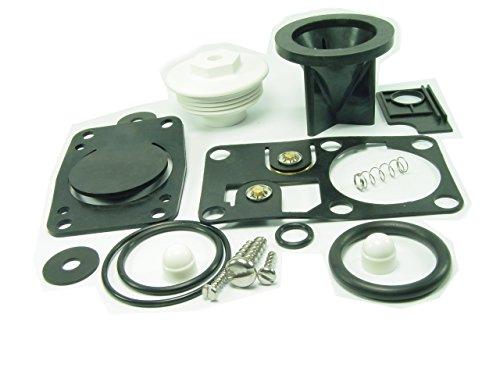 Jabsco 29045 Wartungsset für manuelle Toilette Twist N Lock Marine, 29045-2000, Einheitsgröße