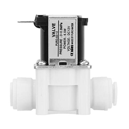 Válvula solenoide Válvula magnética normalmente cerrada Válvula de entrada de agua Válvula de agua Interruptor de flujo de conexión rápida Control de agua