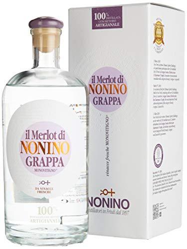 Nonino Grappa Il Merlot Monvitigno (1 x 0.7 l)