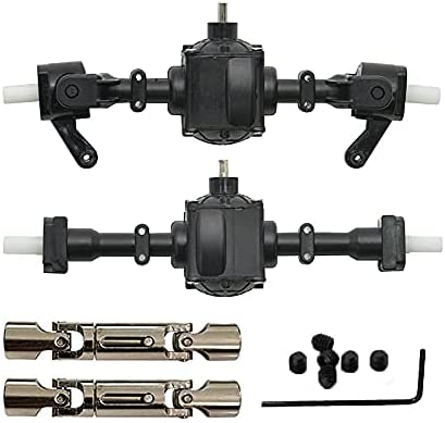 Facibom Upgrade Metal Gear Sturdy Front +Rear Atlanta Mall Axle New products, world's highest quality popular! Sh with Set 1