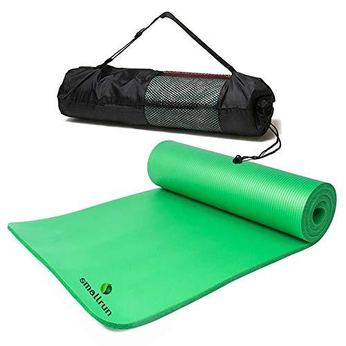Esterilla Yoga Esterilla Pilates Antideslizante 10mm Alfombrilla de Yoga Colchoneta de Yoga...