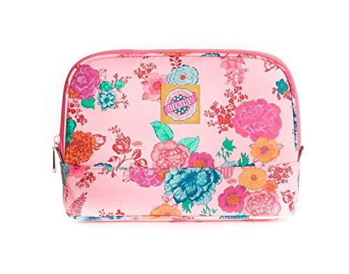 Oilily Colour Splash Cosmetic Bag M Camellia Rose