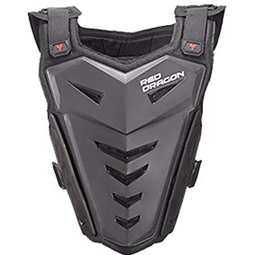 HBRT Motorrad-Körperschutz, Erwachsener Street Bike-Brustschutz für den Offroad-Rennrad-Motocross-Rennsport
