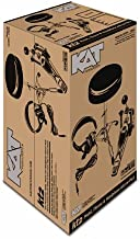 KAT KT2EP4 Drum Throne, Kick Drum Pedal and Headphone Expansion Pack