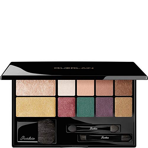 Guerlain Electric Look Palette - Matte to Metallic Powders