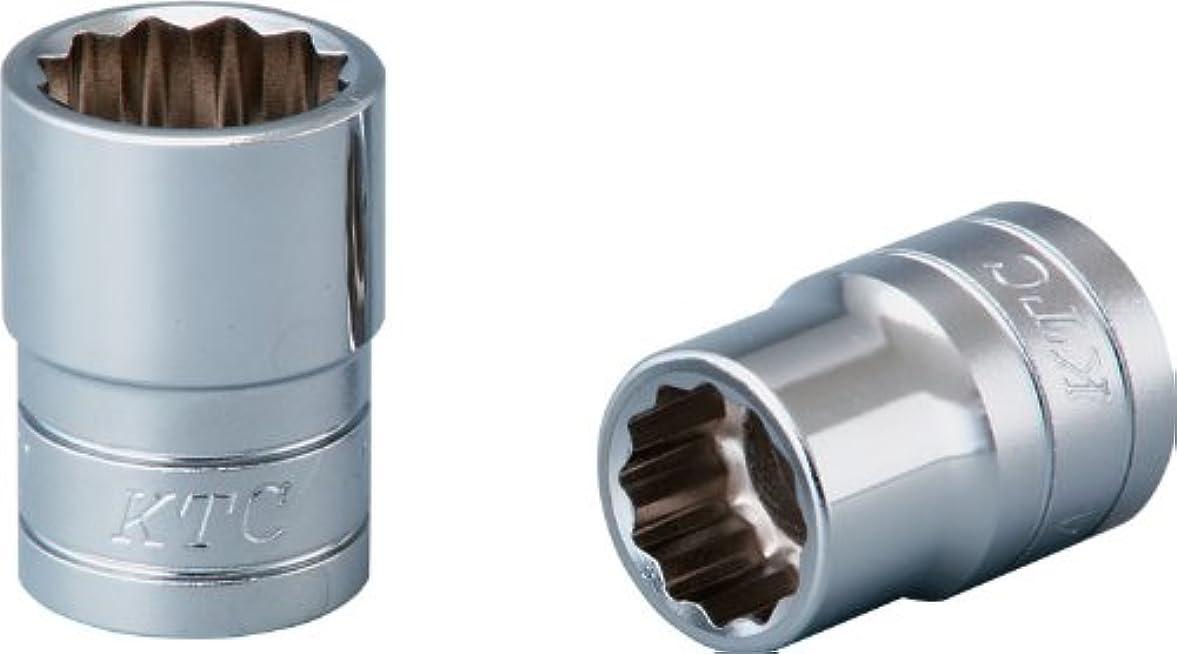 追加爪リーガン京都機械工具(KTC) ソケットレンチ B4-27W 対辺寸法:27×差込角12.7mm