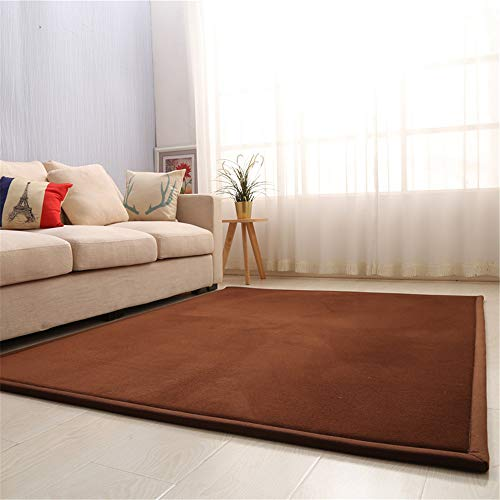 Klein Ball Teppich-Super Weiche Flauschige Anti-Rutsch-Hochflor Teppich Esszimmer Schlafzimmer Badezimmer Teppich Bodenmatte Home Decor100X200CM