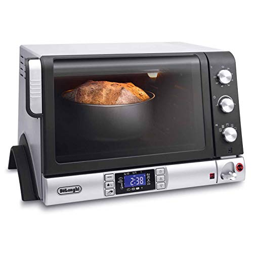 De'longhi Pan Gourmet EOB20712 Electric Oven with Bread Making Function