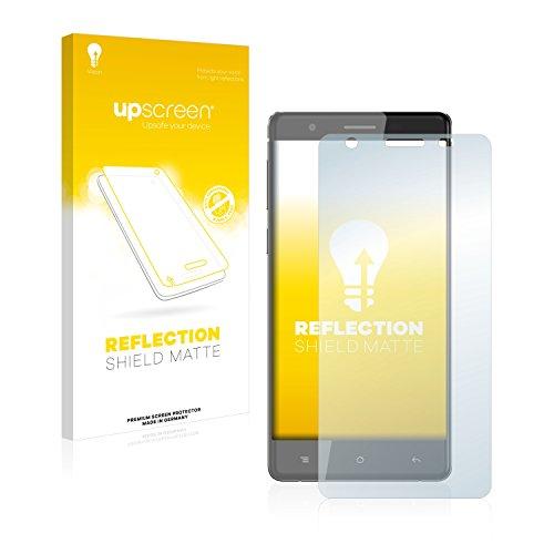 upscreen Entspiegelungs-Schutzfolie kompatibel mit Cubot S500 – Anti-Reflex Bildschirmschutz-Folie Matt