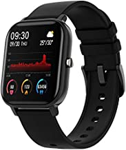 Smart Watch Touch Screen with Fitness Tracker with Blood Pressure Monitor Heart Rate Watch HR Activity Tracker Pedometer Watch Calorie Step Counter Smart Band for Men Women