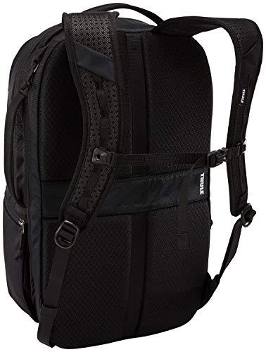 [スーリー] リュック Thule Subterra Backpack 30L ノートパソコン収納可 TSLB317 Black