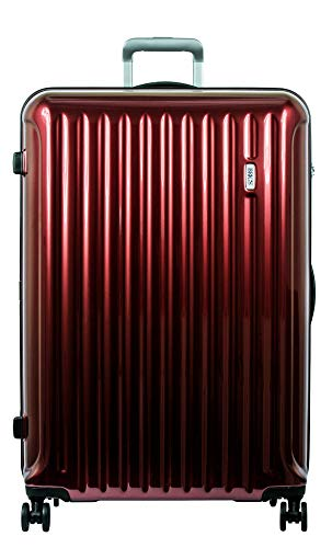 Bric's Riccione 30 Inch Ultra-Light Large Spinner (Bordeaux)