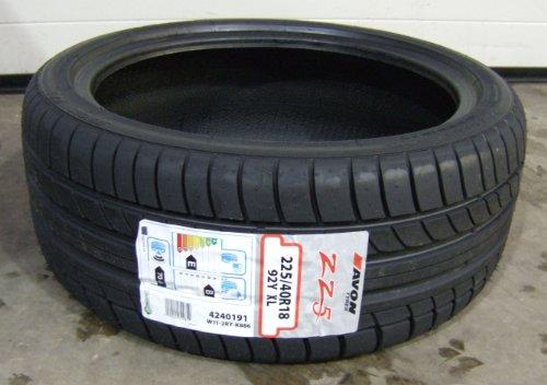 225/40/18Avon Zz5Performance Reifen 225401892Y XL 225/4018x1